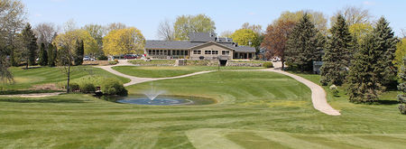 Lake Mills Golf Course Cover Picture