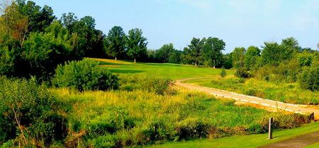 Overview of golf course named Rolling Oaks Golf Club
