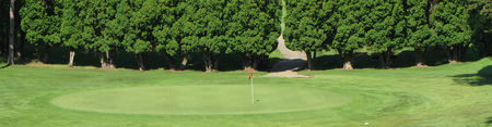 Coulee Golf Bowl Cover Picture