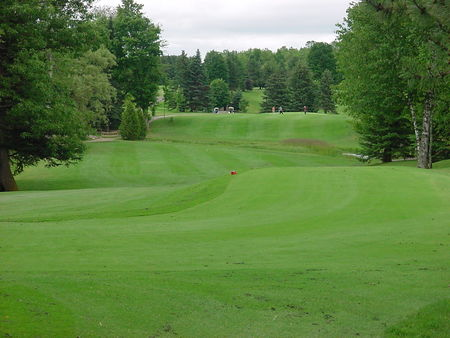 Mccauslin Brook Golf Course Cover Picture