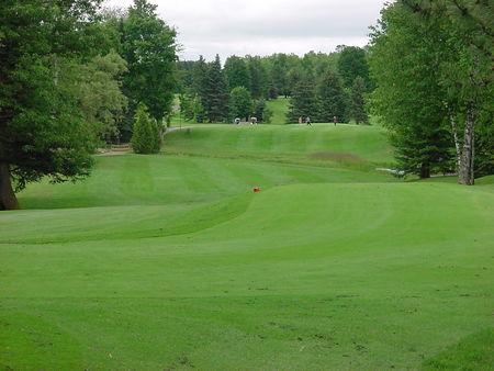 Mccauslin Brook Golf Course Cover