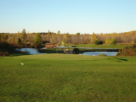 Eagle Bluff Golf Club Cover Picture