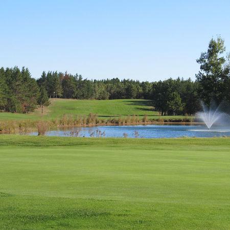 Gordon Pines Golf Club Cover