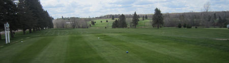 Trapp river golf course cover picture