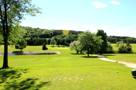 Whitetail Golf Course Cover Picture