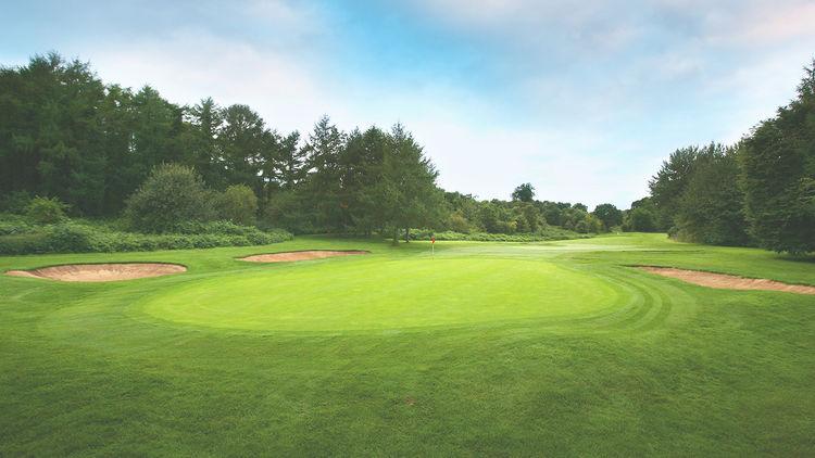 Auburn bluffs golf club cover picture