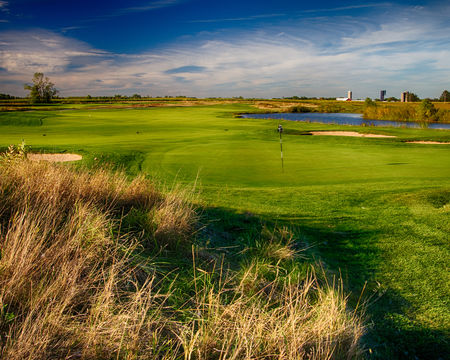 Royal Saint Patrick's Golf Course Cover Picture
