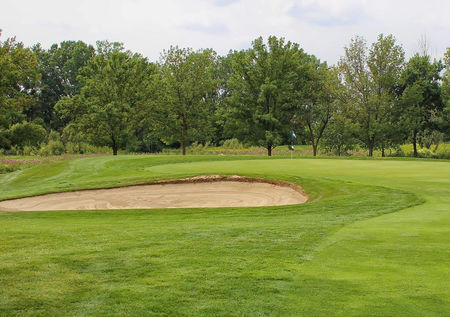 Overview of golf course named Nine Hole Executive at Door Creek Golf Course