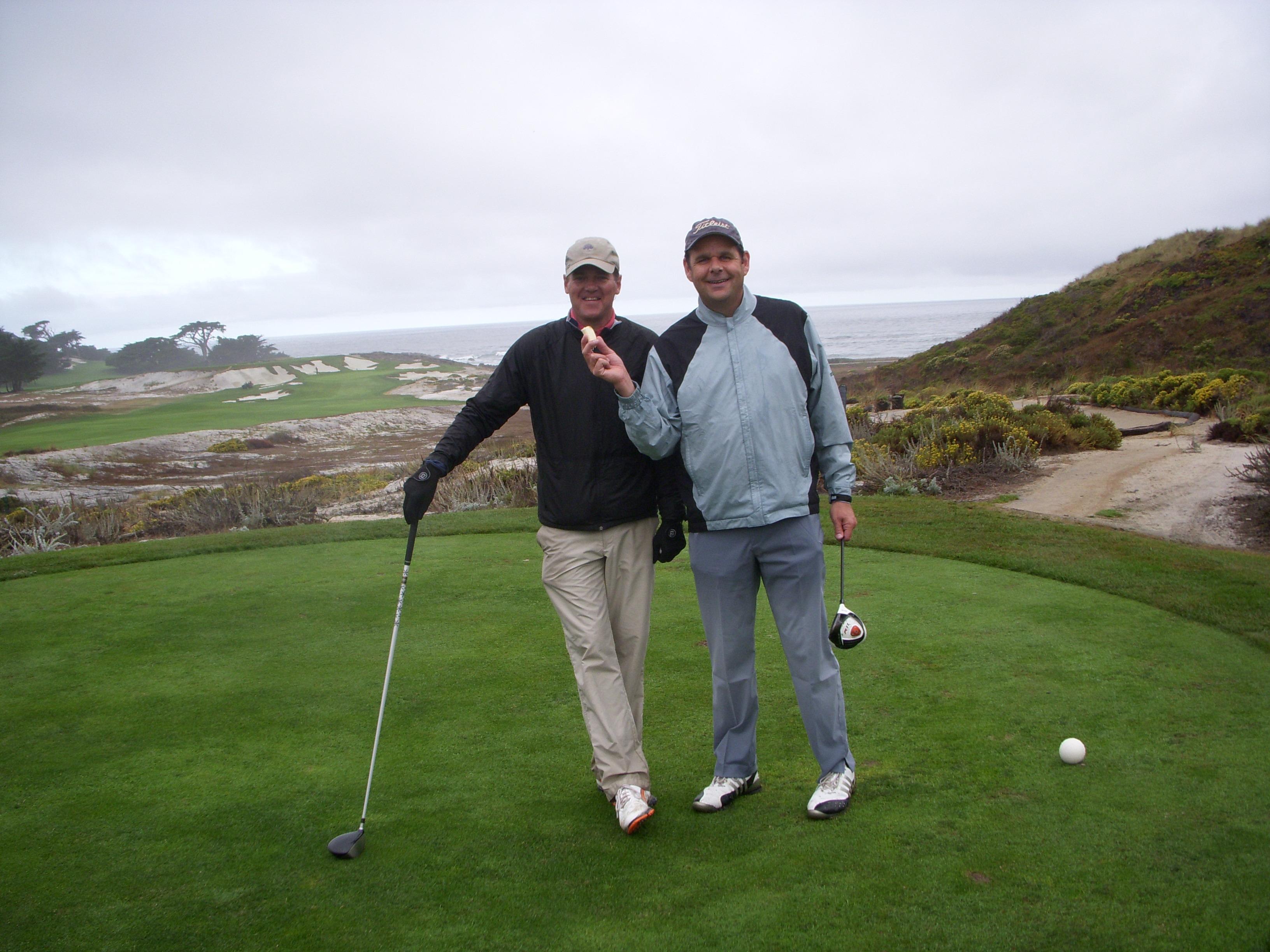 Avatar of golfer named Chris Binstadt