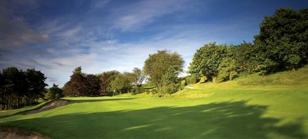 Overview of golf course named Pannal Golf Club