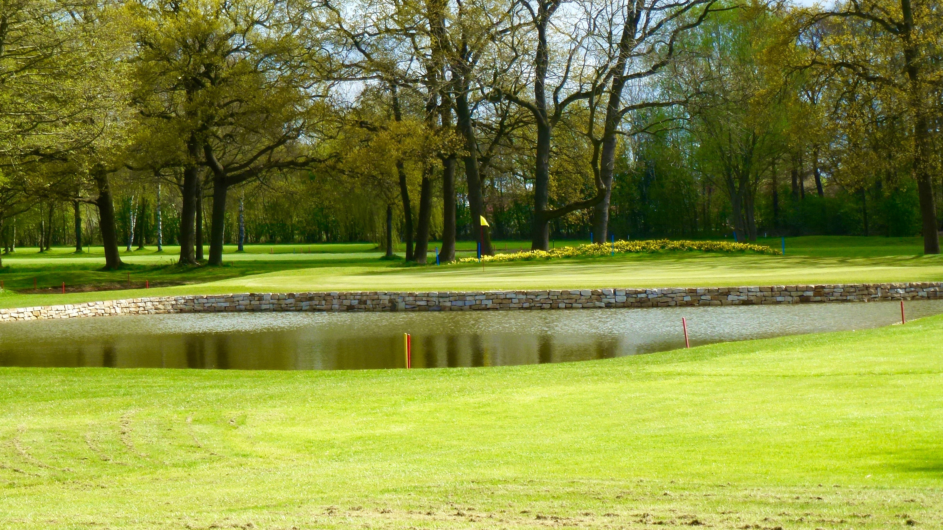 Overview of golf course named Golfclub Marienfeld e.V.