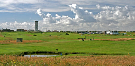 Overview of golf course named Flamborough Head Golf Club