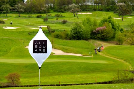 Hosting golf course for the event: The All Square Invitational - Kikuoka 2016