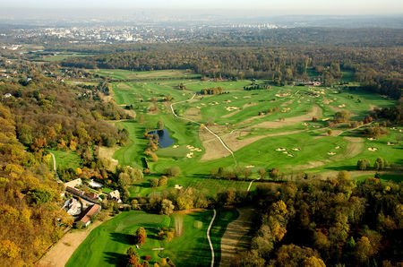 Overview of golf course named Joyenval Golf Club