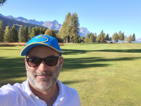Avatar of golfer named Samuel Barbier