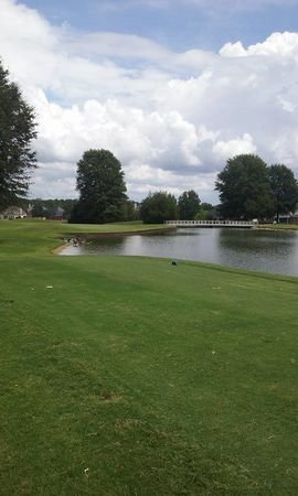 Overview of golf course named Arrowhead Country Club