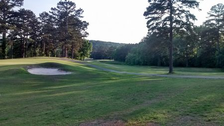 Cane creek golf course cover picture