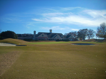 Overview of golf course named Cypress Lakes Golf and Country Club