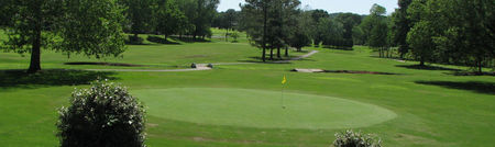 Overview of golf course named Desoto Country Club