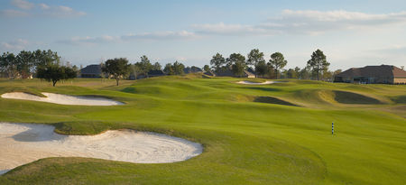Glenlakes golf club cover picture