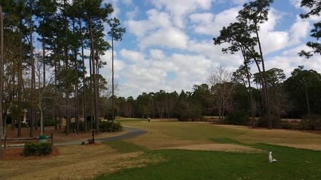 Overview of golf course named Orange Beach Golf Center