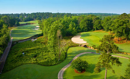 Rock creek golf club cover picture