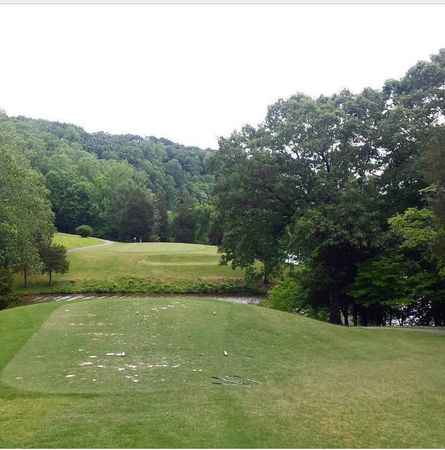 The general golf course at joe wheeler state park cover picture
