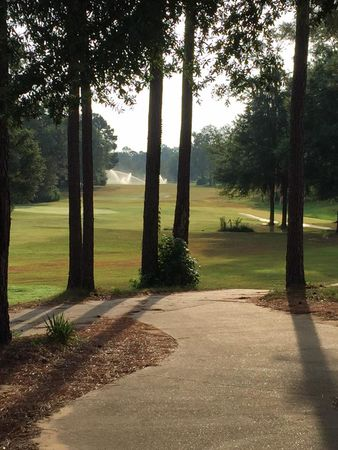 Valley Grande Golf Course Cover Picture