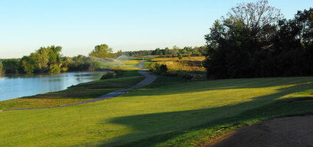 Overview of golf course named Acorns Golf Links