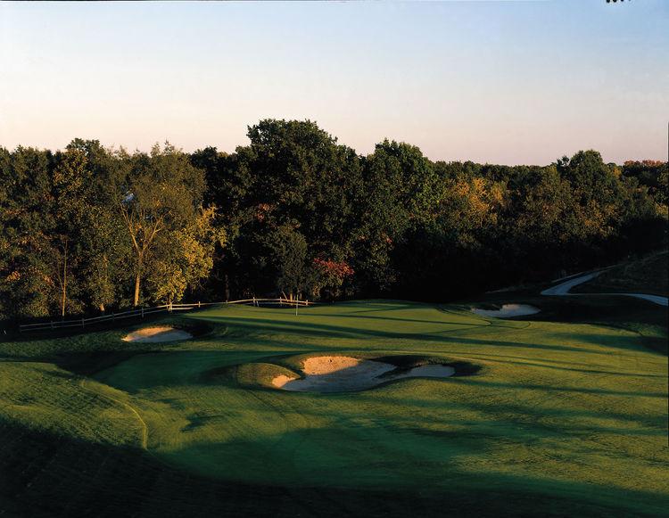 Annbriar golf course cover picture