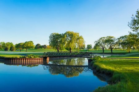 Arlington lakes golf club cover picture