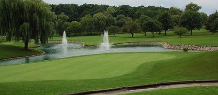 Big run golf club cover picture