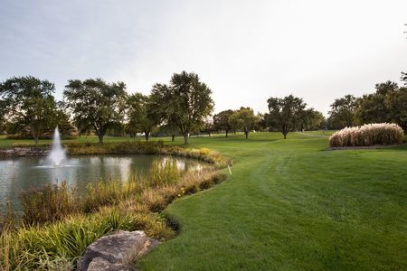 Bloomingdale golf course cover picture