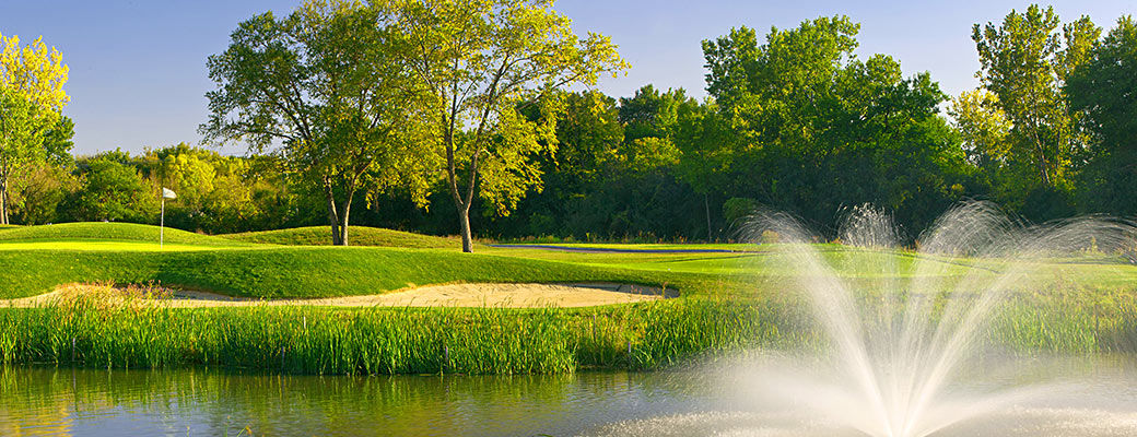 Bridges of poplar creek country club cover picture