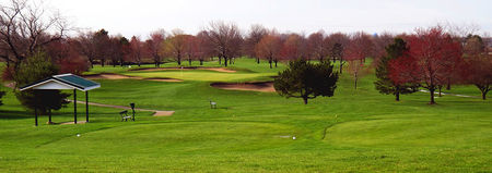 Overview of golf course named Brookhill Golf Course