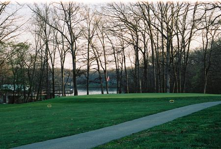 Overview of golf course named Carmi Country Club