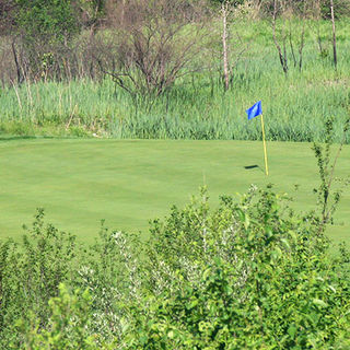 Cinder ridge golf course cover picture