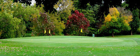 Overview of golf course named Crestwicke Country Club