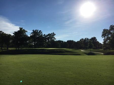 Overview of golf course named Effingham Country Club