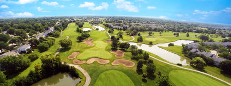 Overview of golf course named Glendale Lakes Golf Club