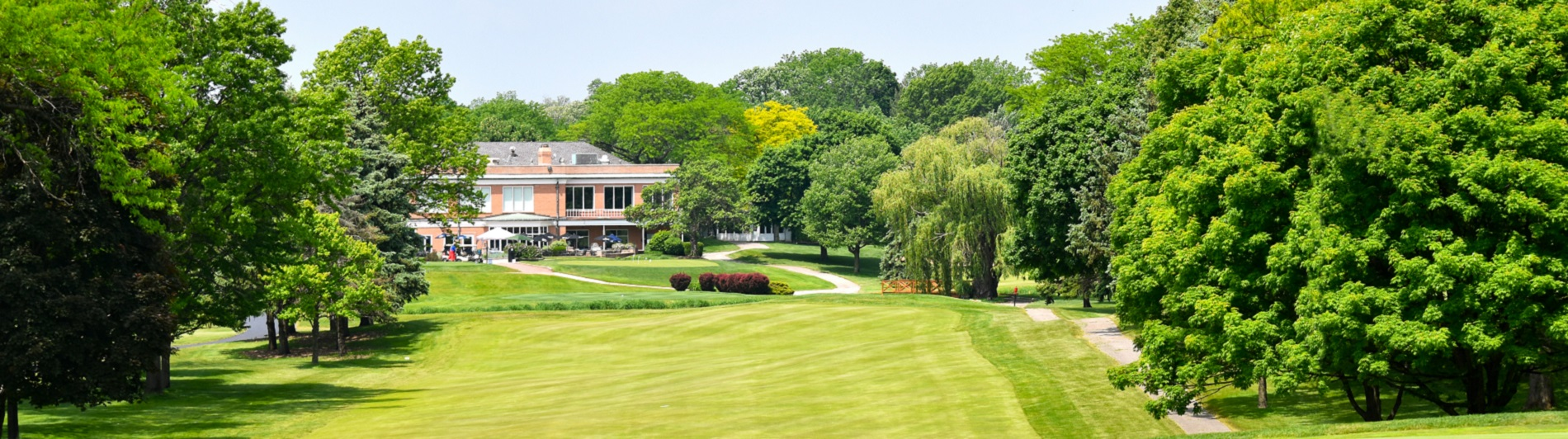 Overview of golf course named Itasca Country Club