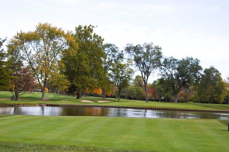Overview of golf course named La Grange Country Club