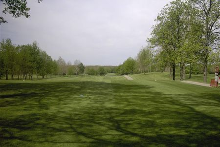 Lake of the woods golf course cover picture
