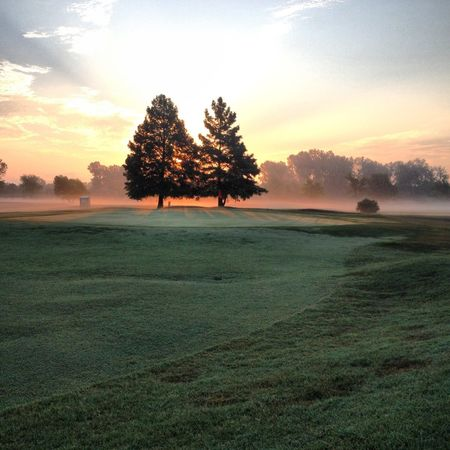 Legacy golf course cover picture