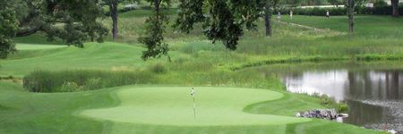 Makray memorial golf club cover picture