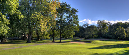 Rob roy golf course cover picture