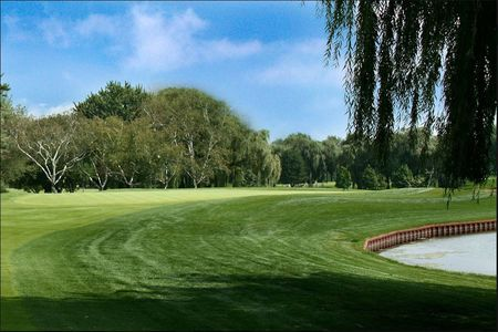 Schaumburg golf club cover picture