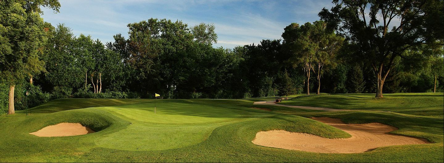 Aurora country club cover picture