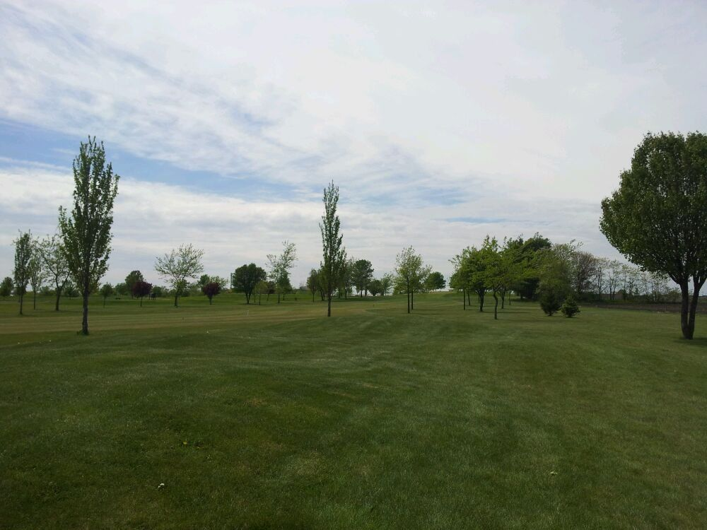 Aspen ridge golf course cover picture