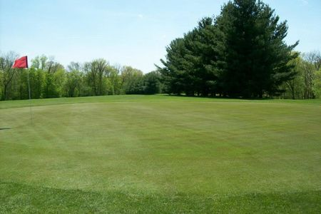 Great River Road Golf Club Cover Picture
